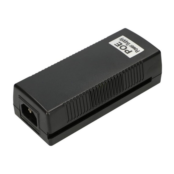 PoE adapter 48V 48W 1A Gigabit with AC Cable