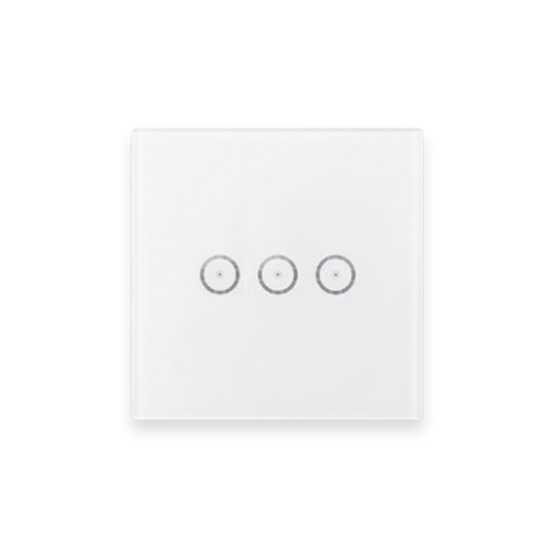 Smart Home Zigbee Smart Switch for 3 dev