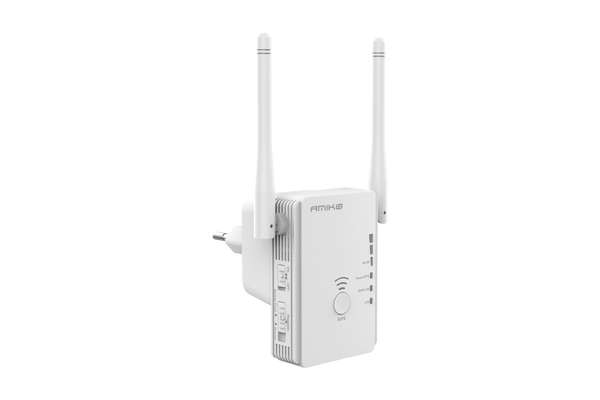 Wireless Routers Amiko WR-522 EU Repeater/AP/Router
