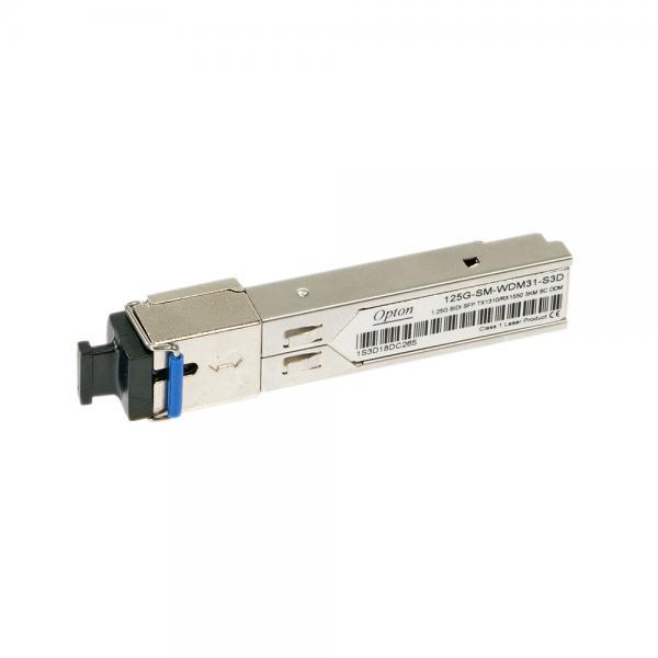 SFP-1G 1G-BiDi-TX1310/RX1550-3km-SC