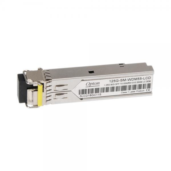 SFP-1G 1G-BiDi-TX1550/RX1310-20km-LC