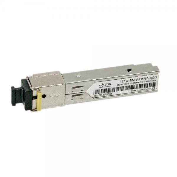 SFP-1G 1G-BiDi-TX1550/RX1310-20km-SC