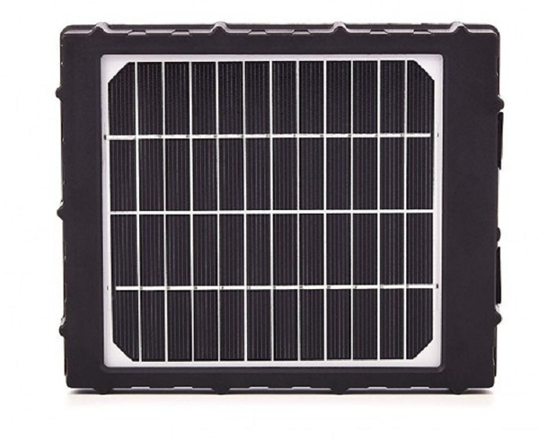 SOLAR PANEL (FOR BC-16) Solar panel with built-in-battery for BC-16 wireless camera