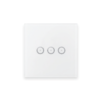 Smart Home Zigbee Smart Switch for 3 dev