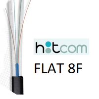 FIBER-OPTIC-CABLE HITCOM-FLAT8F