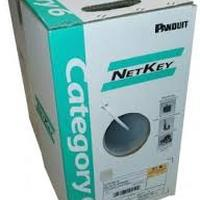NetKey Copper Cable Panduit Panduit NetKey Copper Cable Cat6 4 PR 24 AWG U/Utp LSZN-1
